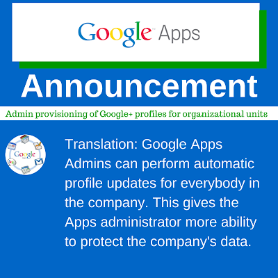Can a Google Apps Administrator manage Domain Profiles?