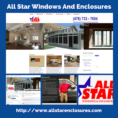 All Star Windows And Enclosures