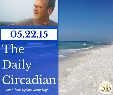 The Daily Circadian May 22, 2015